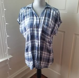 Sonoma Plaid Shirt